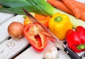 Vegetables Paprika - congerdesign / Pixabay